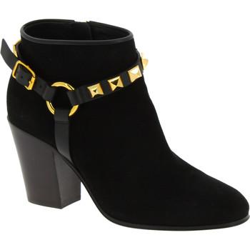 Skor Dam Boots Giuseppe Zanotti I67063 nero