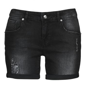 textil Dam Shorts / Bermudas Moony Mood ONANA Svart