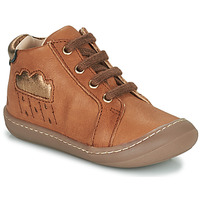 Skor Flickor Höga sneakers GBB APOLOGY Brun