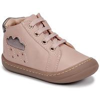 Skor Flickor Höga sneakers GBB APOLOGY Rosa
