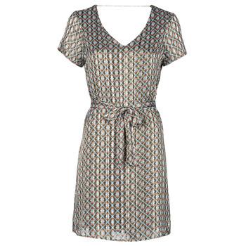 textil Dam Korta klänningar Only ONLMADDI Kaki
