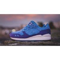 Skor Sneakers Asics Gel Lyte 3 Solstice Mid Blue/Mid Blue