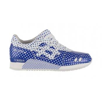 Skor Sneakers Asics Gel Lyte 3 x Colette Dark Blue/White