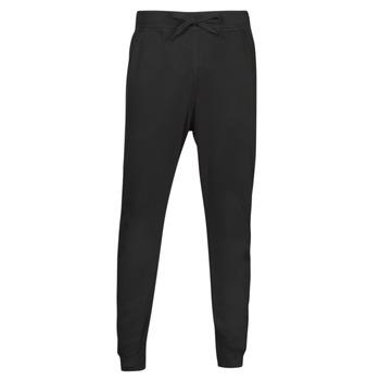 textil Herr Joggingbyxor G-Star Raw PREMIUM BASIC TYPE C SWEAT PANT Svart