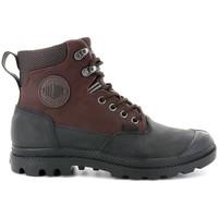 Skor Herr Boots Palladium Manufacture Pampa Sport Cuff WP 20 Bruna