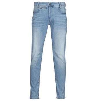 textil Herr Skinny Jeans G-Star Raw D STAQ 5 PKT Blå
