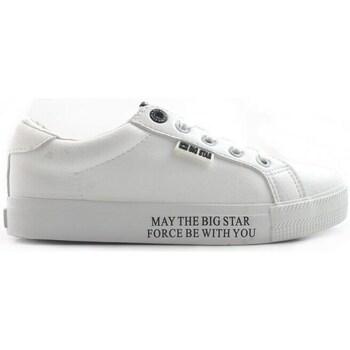 Skor Dam Sneakers Big Star EE274316 Vit
