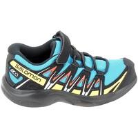 Skor Sneakers Salomon Xa Pro 3D CSWP C Bleu Noir Blå