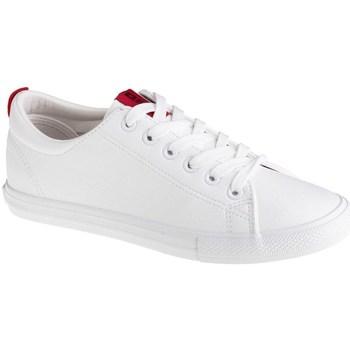 Skor Dam Sneakers Big Star DD274685 Vit