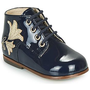 Skor Flickor Höga sneakers Little Mary MEIGE Blå