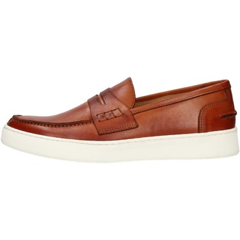 Skor Herr Loafers Made In Italia 050 Leather