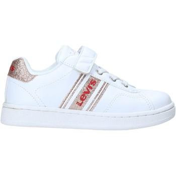 Skor Barn Sneakers Levi's VADS0040S Vit