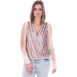 textil Dam Blusar Nenette 26BB-FLORIANA Rosa
