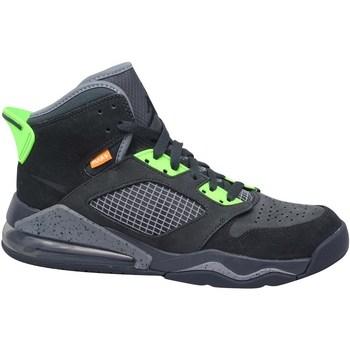 Skor Herr Basketskor Nike Jordan Mars 270 Svarta, Gråa, Gröna