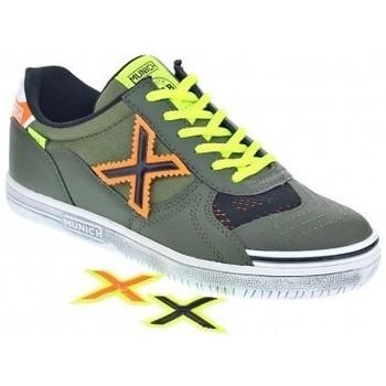 Skor Barn Sneakers Munich G-3 SWITCH 130 1511130 Grön