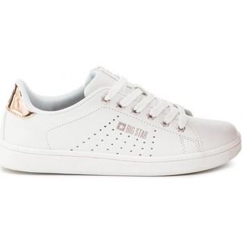 Skor Dam Sneakers Big Star DD274583 Vit