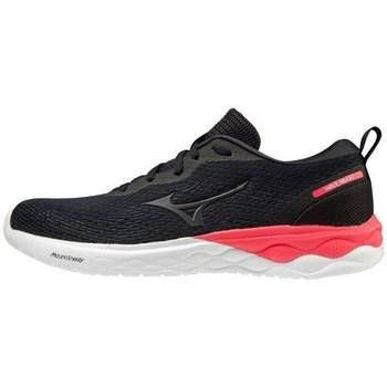 Skor Dam Sneakers Mizuno Wave Revolt Vit, Svarta, Röda