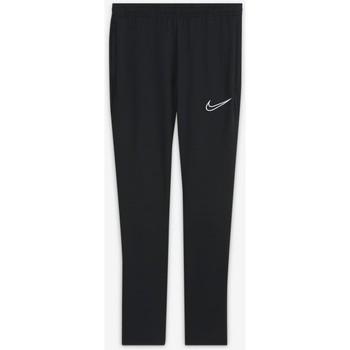 textil Barn Joggingbyxor Nike PANTALÓN CHANDAL NEGRO UNISEX  CW6124 Vit