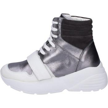 Skor Dam Höga sneakers Twin Set Sneakers BJ482 Grå