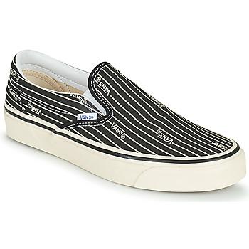 Skor Dam Sneakers Vans UA CLASSIC SLIP ON 9 Svart