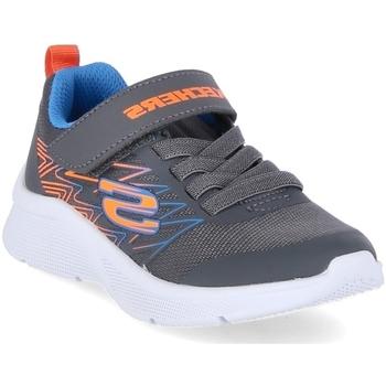Skor Barn Sneakers Skechers Texlor Gråa