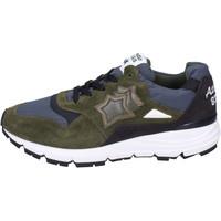 Skor Herr Sneakers Atlantic Stars Sneakers BJ492 grön