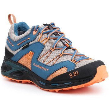Skor Herr Vandringskängor Garmont 9.81 Trail Pro III GTX 481221-211 blue, orange, grey