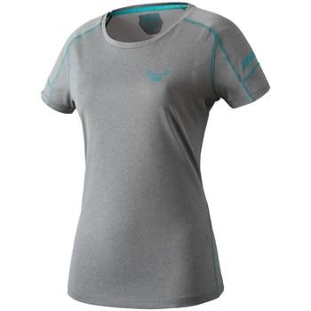 textil Dam T-shirts Dynafit Transalper W SS Tee Gråa