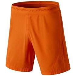 textil Herr Långshorts Dynafit React 2 Dst M Orange