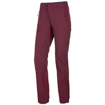textil Dam Chinos / Carrot jeans Salewa Puez Rödbrunt