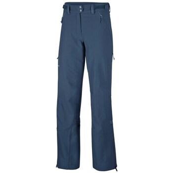 textil Dam Chinos / Carrot jeans Salewa Sesvenna Freak Dst W Blå