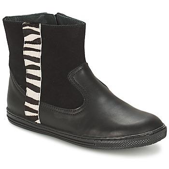 Skor Flick Boots Citrouille et Compagnie ELLIA Svart