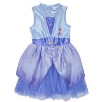 textil Flickor Korta klänningar TEAM HEROES  FROZEN DRESS Blå