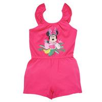 textil Flickor Uniform TEAM HEROES  MINNIE JUMPSUIT Rosa