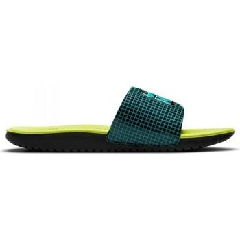Skor Barn Flipflops Nike PALAS UNISEX NIÑO  KAWA SLIDE SE1 CW1657 Blå