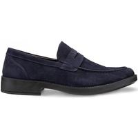 Skor Herr Loafers Docksteps DSM101602 Blå