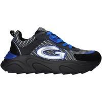 Skor Herr Sneakers Alberto Guardiani AGM003601 Svart