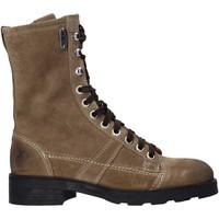 Skor Dam Boots OXS OXW190201 Beige