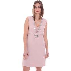 textil Dam Korta klänningar Nenette 26BB-AIRINA Rosa