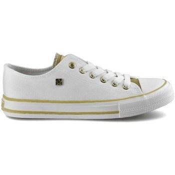 Skor Dam Sneakers Big Star HH274458 Vit