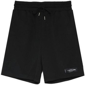 textil Herr Shorts / Bermudas Sixth June Short  Mesh Logo noir