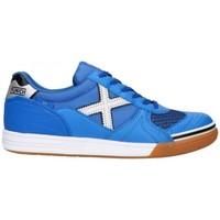 Skor Herr Sneakers Munich G-3 INDOOR 3111136 Blå