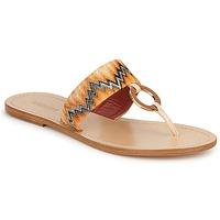 Skor Dam Flip-flops Missoni VM048 Orange