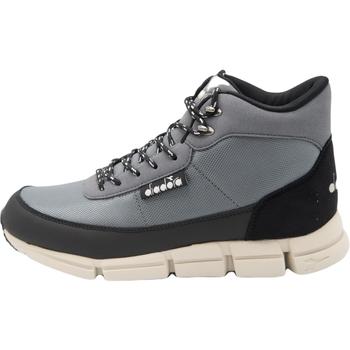 Skor Herr Höga sneakers Diadora Cliff Grå