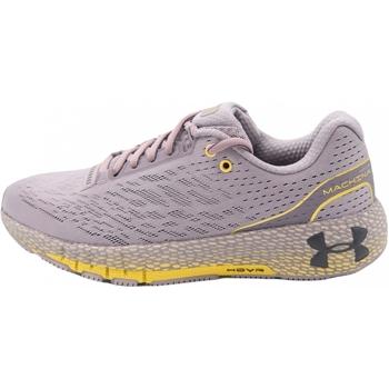 Skor Dam Sneakers Under Armour UA HOVR Machina Lila