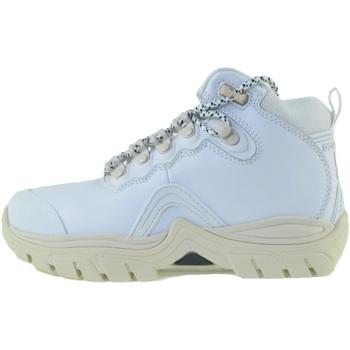 Skor Dam Höga sneakers DC Shoes Navigator Vit