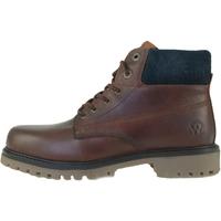 Skor Herr Boots Wrangler Arch Brun