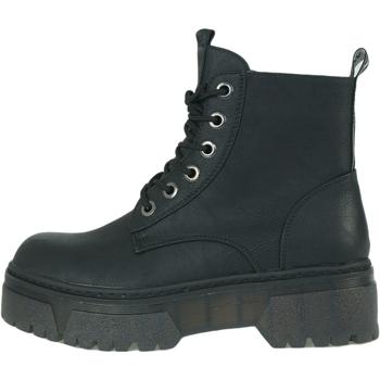 Skor Dam Boots Wrangler Piccadilly Mid Svart