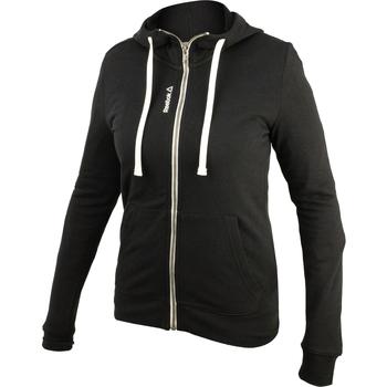 textil Dam Sweatshirts Reebok Sport Fitness El French Terry Svart