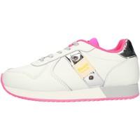 Skor Flickor Sneakers Blauer S1LILLI02LEA White